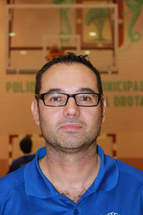Juan Manuel Hernández. Entrenador Ayudante