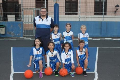 Escuela Mº auxiliadora 2006